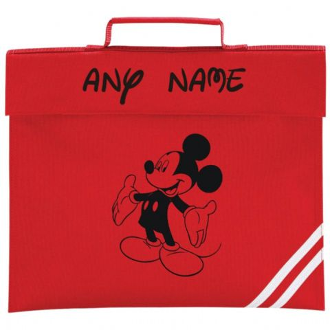 Mickey Mouse Book Bag